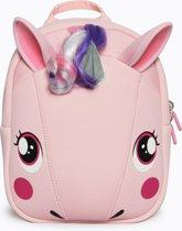 Supercute unicorn boekentas / rugzak voor kinderen peuter / kleuter roze / eenhoorn / verstelbare schouderriemen