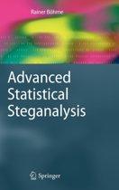 Advanced Statistical Steganalysis
