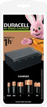 Duracell Batterijoplader duracell multicharger cef 22