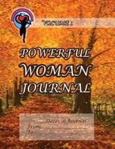 Powerful Woman Journal - Autumn Glory