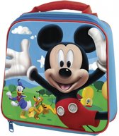 Mickey Mouse Thermo - Rugzak - Kinderen - Blauw