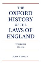 The Oxford History of the Laws of England Volume II