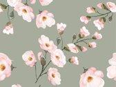 Vinyl Vloerkleed | Blossom | 150x150cm