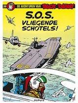 Buck Danny: 020 S.O.S. Vliegende schotels