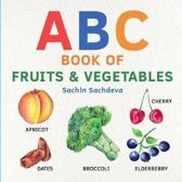 ABC Book of Fruits & Vegetables