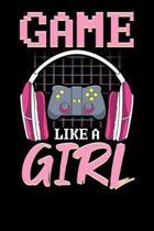 Game Like a Girl