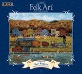 Folk Art LANG Kalender 2020