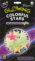 Colorful Stars - Kinderkamer Decoratie