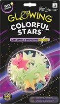 Colorful Stars Kinderkamer Decoratie