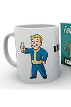 Merchandising FALLOUT 4 - Mug - 300 ml - Vault Boy