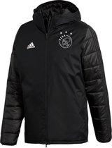 adidas Ajax winterjas Heren 2018-2019 - zwart - maat XL