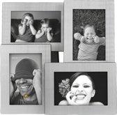 Pt, Fotolijst Collection Small - Zilver - Fotomaat 10x15 cm