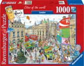Ravenburger Fleroux - London - 1000 Stukjes
