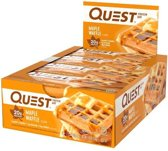 Quest Bars 12repen Maple Waffle