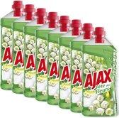 Ajax Fête des Fleurs Lentebloem allesreiniger 8 x 1L