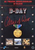 Colour of War WW II - D-day (dvd)
