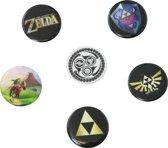 Zelda Pin Badges