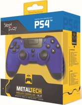 Steelplay MetalTech Wireless Controller - Sapphire Blue