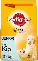 Pedigree Complete Junior - Kip/Rijst - Hondenvoer - 10 kg