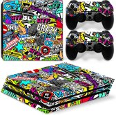 Madness - PS4 Pro Console Skins PlayStation Stickers