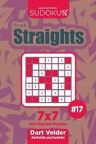 Sudoku Small Straights - 200 Normal Puzzles 7x7 (Volume 17)