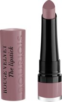 Bourjois Rouge Velvet The Lipstick - 18 Mauve Martre - Lippenstift