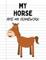 My Horse Ate My Homework