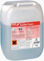 Incidin foam 5L can