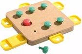Flamingo speelgoed Doggy Brain Train Cube 32x32x5cm