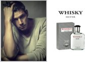Whisky Silver Heren Parfum 100 ml