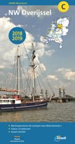 ANWB waterkaart C - Noord west Overijssel 2018/2019