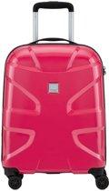 Titan X2 Flash 4 Wheel Trolley S Fresh Pink