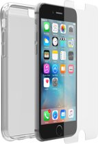 OtterBox Clearly protected Clear Skin backcover + Alpha Glass screenprotector voor Apple iPhone 6s - Transparant