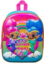 SHIMMER en SHINE Rainbow Magic 3D Rugzak Rugtas School Tas