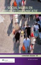 Social media en projectcommunicatie Communicatie Dossier 35