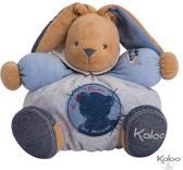 Kaloo Blue Denim - Konijn Vrolijk - Knuffel
