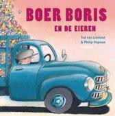 Boek cover Boer Boris  - Boer Boris en de eieren van Ted van Lieshout (Hardcover)