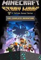 Telltale Games Minecraft: Story Mode - The Complete Adventure, Xbox ONE Basis Xbox One video-game
