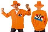 Oranjeshop - Oranje Kiel - Unisex - maat L