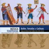 Bailes, Tonadas & Cachuas (From Trujillo, Peru)