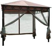 Leco Paviljoen Safari -  3 x 3 meter
