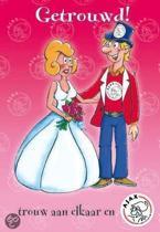 Ajax Wenskaart getrouwd 60003