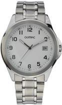 Olympic OL26HTT169 Horloge - Staal - Zilverkleurig -