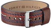 Tommy Hilfiger TJ2700685 Armband - Bruin