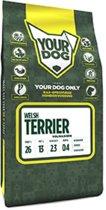 Yourdog welsh terriã?r hondenvoer volwassen 3 kg