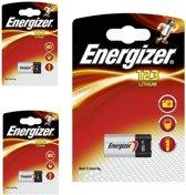 3 Stuks - Energizer CR123 3V Lithium batterij