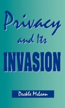 Privacy and Its Invasion