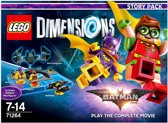 LEGO Dimensions - Story Pack - Batman Movie (Multiplatform)