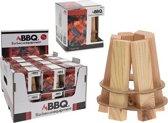 Aanmaakblokjes set barbecue 4 stuks - openhaard - aanmaakhoutjes
