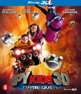 Spy Kids 3 (3D Blu-ray)